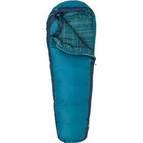 Marmot Trestles 30 Sovepose Regulær Børn, petroleumsgrøn/blå